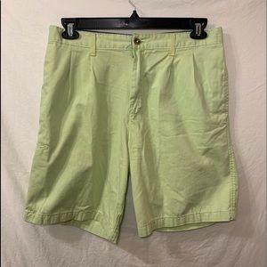 Saddlebread light green men's shorts
